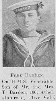 Fred Barden