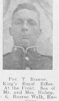 T Bishop