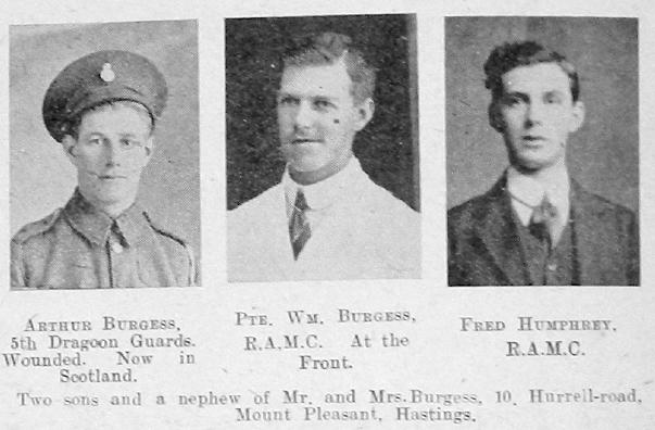 Burgess & Humphrey