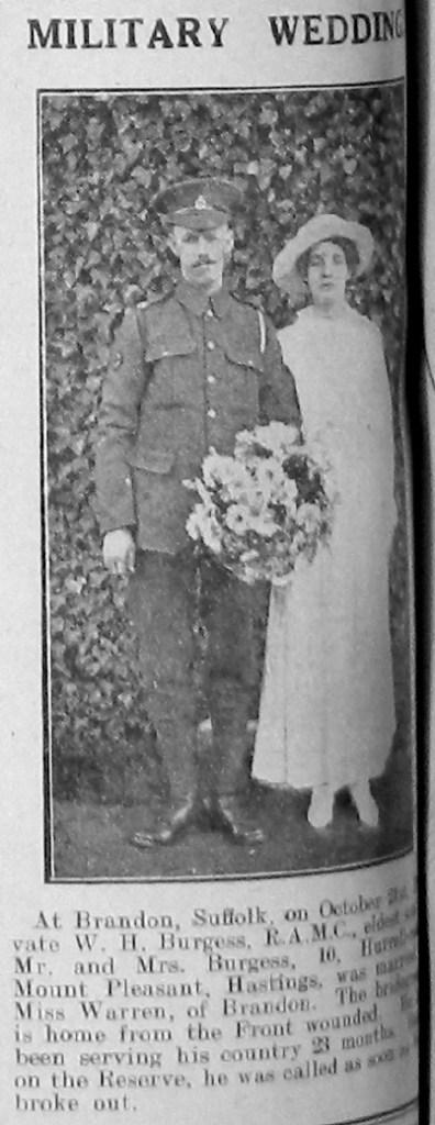 William H Burgess