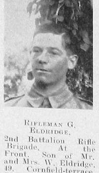 G Eldridge