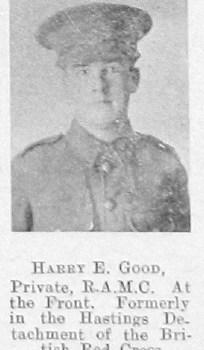 Harry E Good