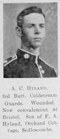 Hyland, A C