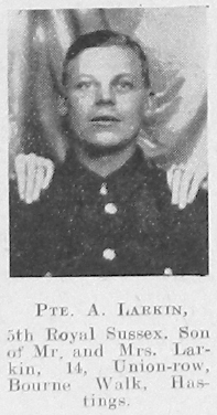 A Larkin