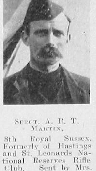 A R T Martin