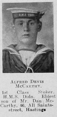 Alfred Denis McCarthy