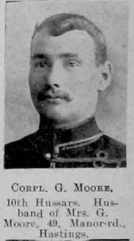 G Moore