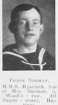Frank Norman