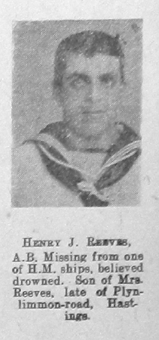 Henry John Reeves