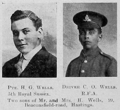 Wells, Clifford O