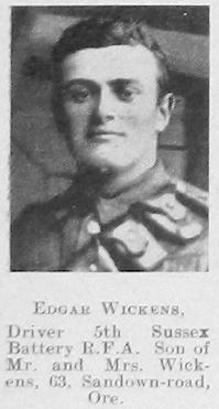 Edgar Wickens