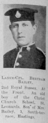 Bertham Bailey