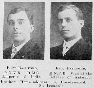Bashford, Reg