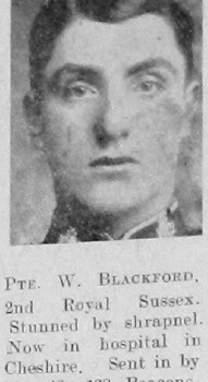 W Blackford
