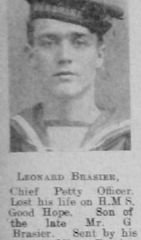 Leonard Brasier