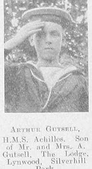 Arthur Gutsell