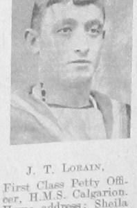 J T Lorain