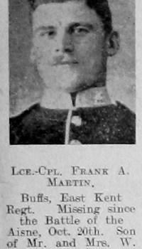 Frank A Martin