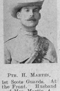 H Martin