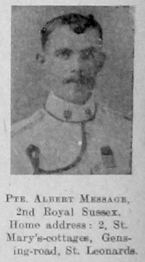 Albert Message