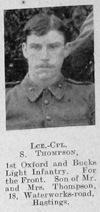 S Thompson