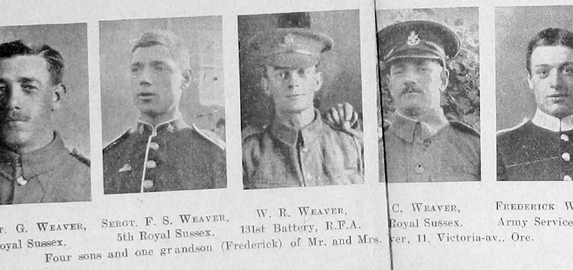Weaver, Frederick