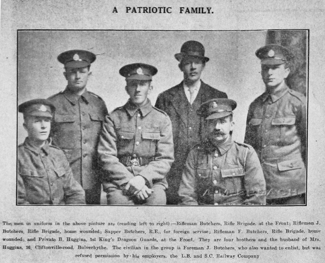 Butchers & Huggins