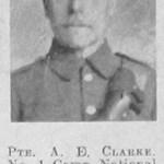 A E Clarke