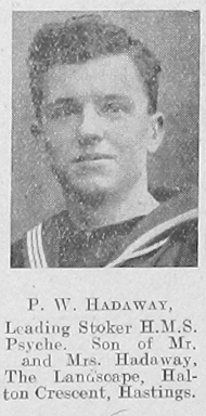 P W Hadaway
