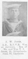 A W Jones
