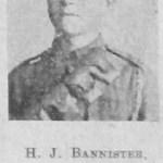 H J Bannister