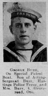 Burr, George