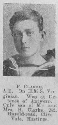 F Clarke