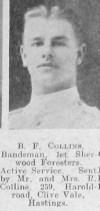 B F Collins