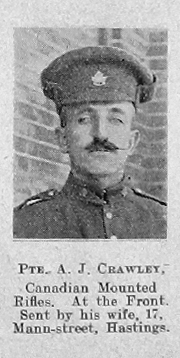 Albert John Crawley