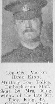 Victor Hugo King