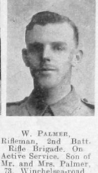 W Palmer