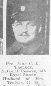 John C E Truluck