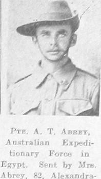 A T Abrey