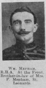 William Mepham