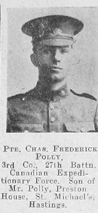 Charles Frederick Polly