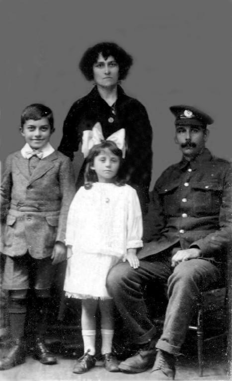 Henry & Clara Blackman