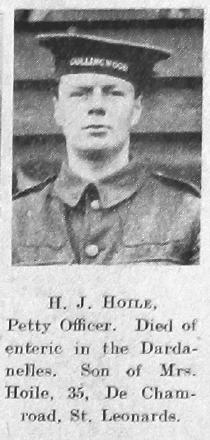 Henry James Hoile