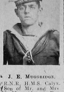 J E Muggridge