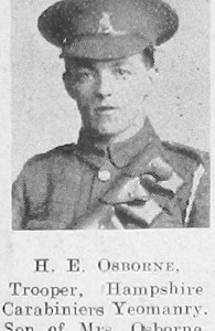 H E Osbourne