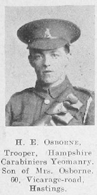 H E Osborne