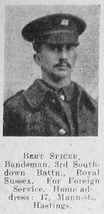 Bert Spicer