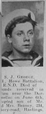 Sidney John Goerge