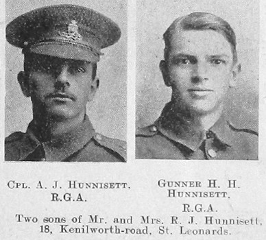 Hunnisett