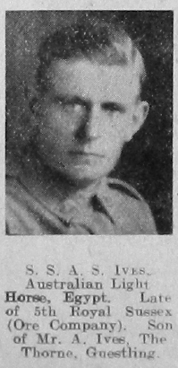 S S A S Ives